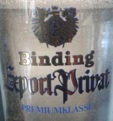 bindingexport
